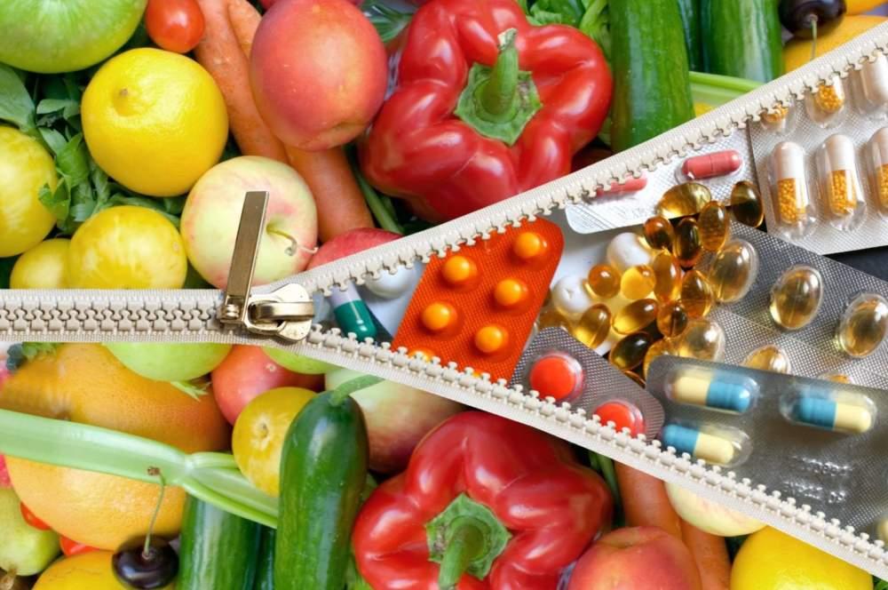 Odpowiednia dieta może obniżyć cholesterol w stopniu porównywalnym do leków.
