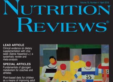 Nutrition Reviews, Volume 76, Issue 4, April 2018