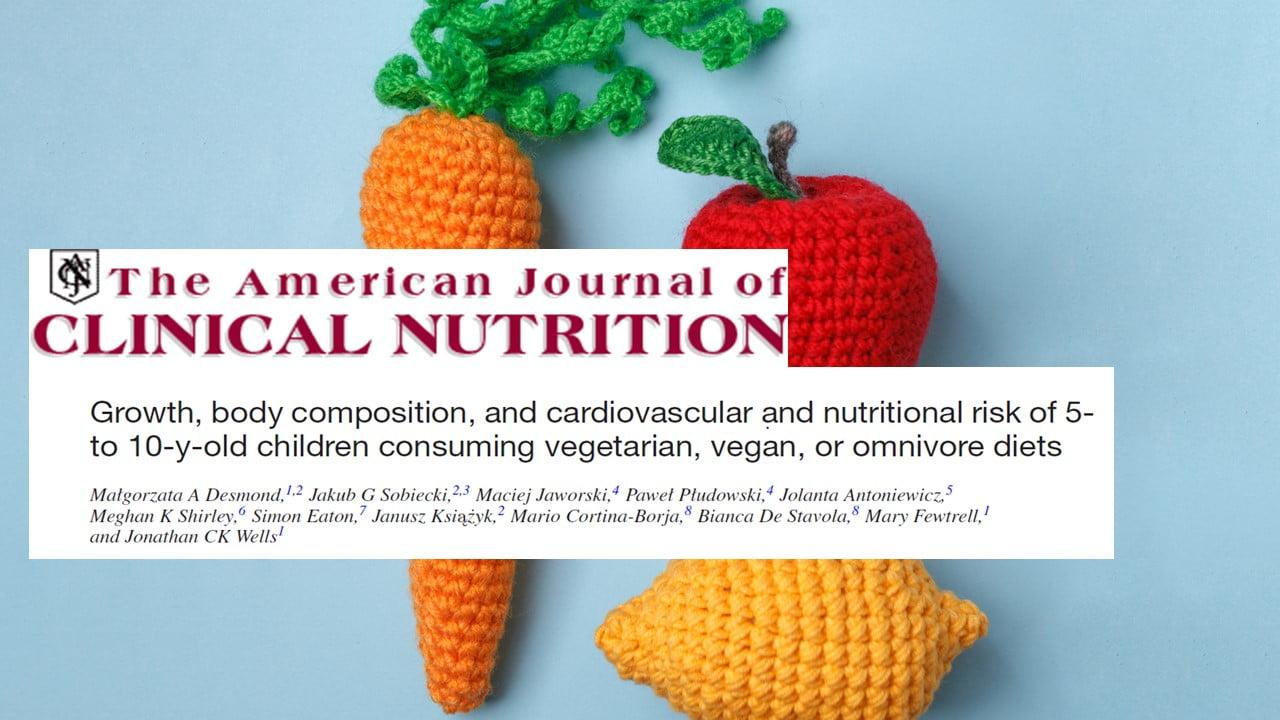 dzieci wegańskie i wegetariańskie Małgorzata Desmond